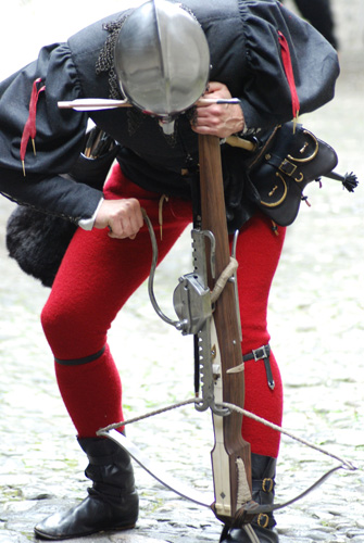 Compagnie des Quatre Lunes - Archerie, arbalète